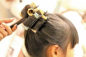 髪置きの儀