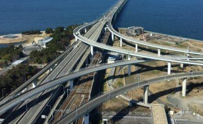 高速道路 分岐