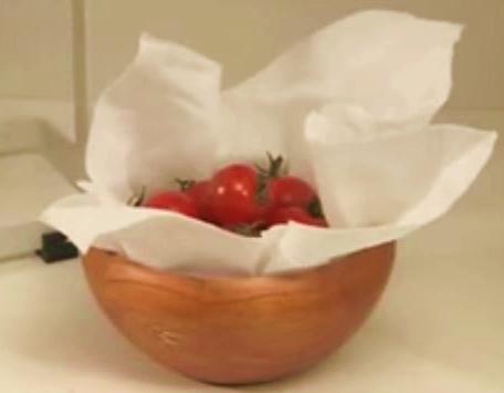 ミニトマト常温で保存